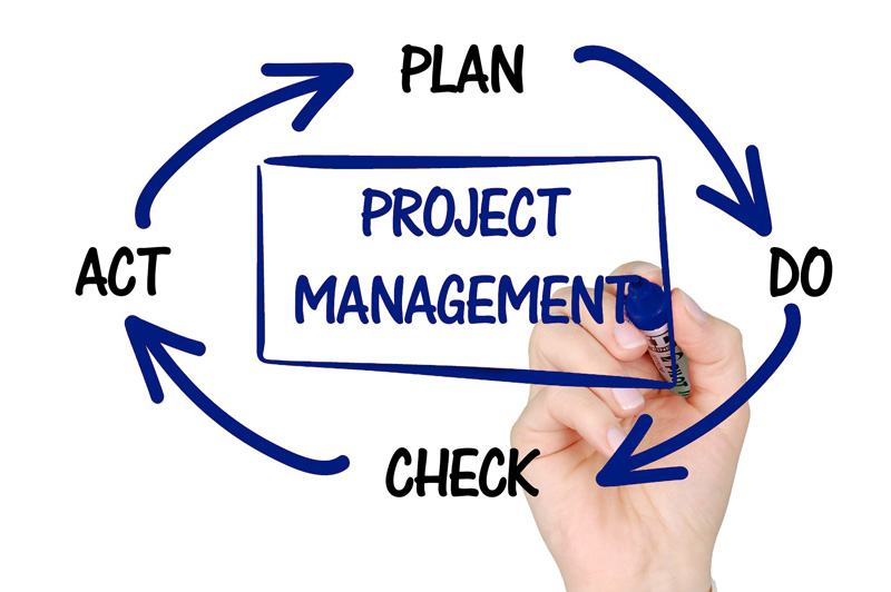 Managementsysteme Illustration